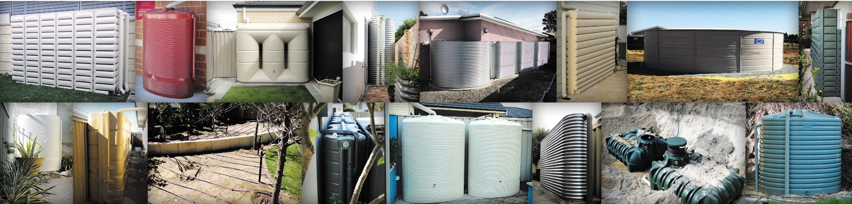 Ideas and advice about rainwater tanks