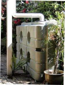 Rainwater tank Graf Plastics UEV1100
