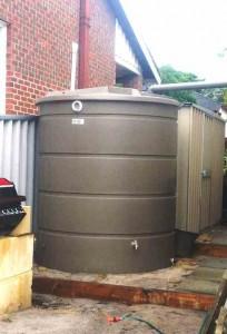 Graf Plastics RMP2 5000L poly tank