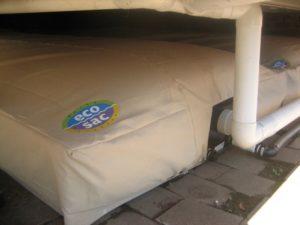 EcoSac bladder tank